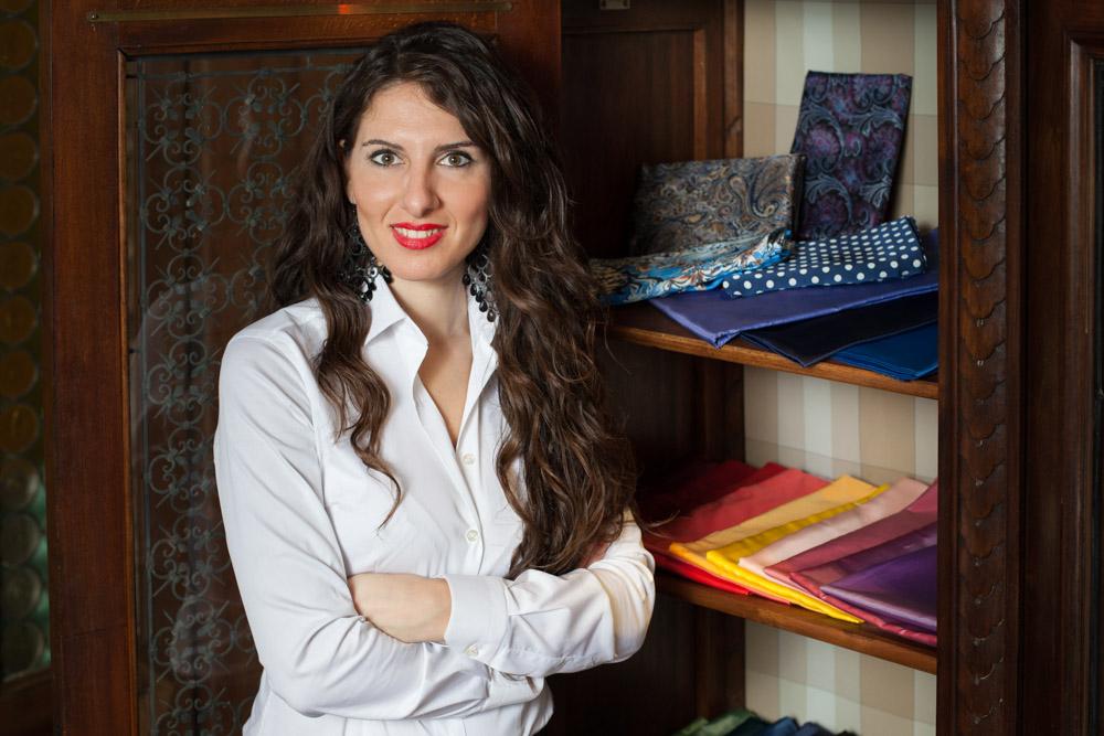Alessandra Rubino Sartorialist