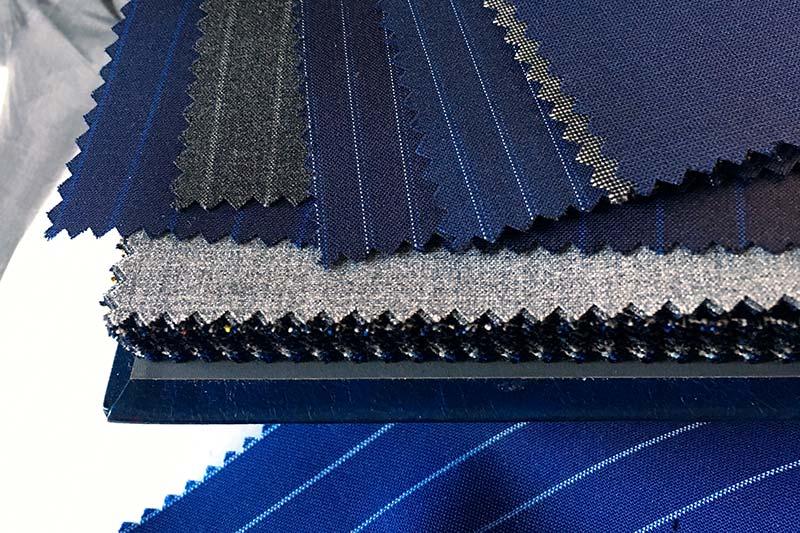 High quality Italian fabrics