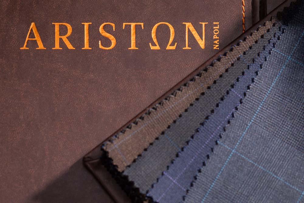 Ariston Italian fabrics