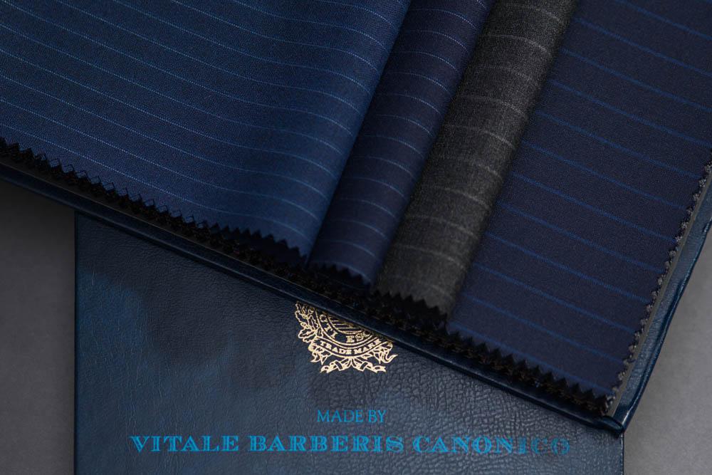 Vitale Barberis Canonico Italian fabrics